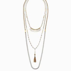 Stella & Dot Riad Mix Match Layering Necklace